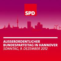 Ausserordentlicher Bunderparteitag 9. Dez. 2012