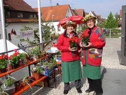 Anne Schuler und Helga Rometsch
